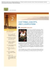 Copy of Ch2 - Costs, Terms, Concepts, and Classifications