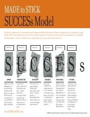 Made to Stick Model Summary.pdf