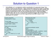 Lecture2HomeworkSolution