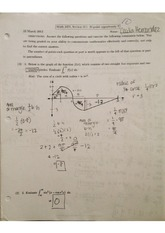Area Under the Curve Notes