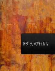 Theater+Movies+and+TV.pptx
