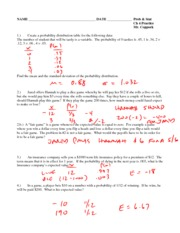 Ch 4 Test Review KEY