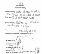 8-26 Geometric Probability Notes Key.pdf