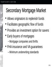 Mortgage pass-through securities.ppt