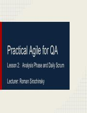 Practical Agile for QA - Lesson 2.pdf