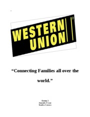 Western Union Case Study-revised2