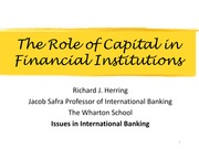 The Role of Capital in Financial Institutions (annotated) (1)