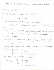 STA 457- Chapter 3- Practice Problems