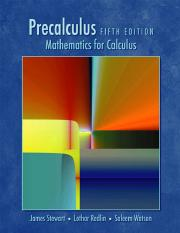 Precalculus precalculus mathematics for calculus fifth edition this is the end of the preview sign up to access the rest of the document fandeluxe Images