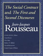 The Social Contract _ The First and Second Discourses ( PDFDrive ).pdf