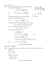 1025_Physics ProblemsTechnical Physics