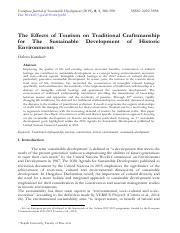 The_Effects_of_Tourism_on_Traditional_Cr.pdf