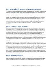 9.01+Managing+Change+–+A+Generic+Approach.docx