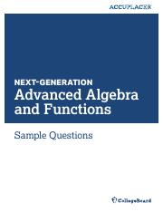 next-generation-sample-questions-arithmetic pdf - NEXT