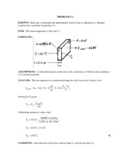 Fundamentals of Heat and Mass Transfer [Frank P.Incropera - David P.DeWitt] Solution Manual - CH01 (