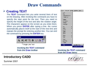 2.Draw Commands