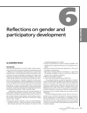 1. Reflections on Gender and Participatory Development.pdf