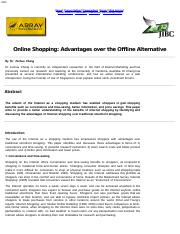 online-shopping-advantages-over-the-offline-alternative
