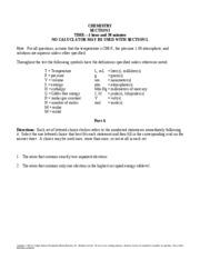 ap biology chemistry essay