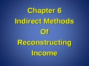 Forensic Accounting Chapter 6