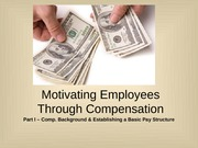 Employee Compensation - Short version