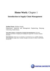 homeworkchapter1introductiontosupplychainmanagement-131109082220-phpapp01