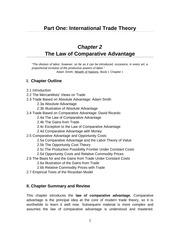 International trade ch02 study guide