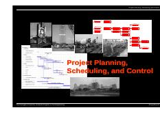 intro of project planning, scheduling and contol.pdf