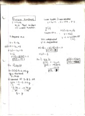Finite Mathematic Notes 2