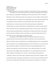PSC 332- Research Paper