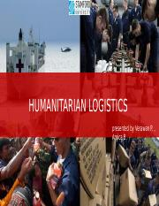 Humanitarian Logistics Project.pptx