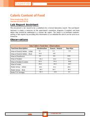 44-0143-00-01 RPT Caloric Content of Food.docx