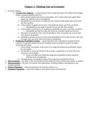 Ec10b Textbook Notes Chapter 2
