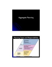 Aggregate Planning_Lect_Give