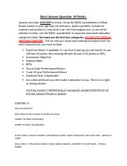 BUS404 Final Exam Spreadsheet Explanation.docx