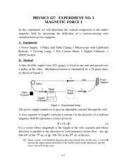 127-06 Magnetic Force 1-1