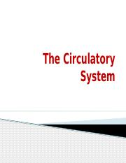 Lecture 5 - Circulatory System-student.pptx