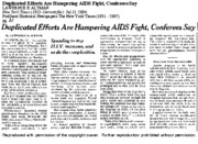 aids fight