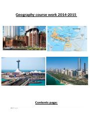 geography course work.docx