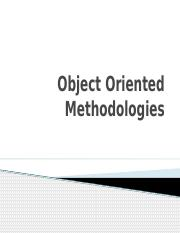 2.1Object Oriented Methodologies.pptx