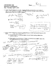 answers Homework 9 (Buffer)
