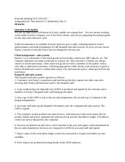 U of T spring 2017 2331-023 Assignment #2 (2).docx