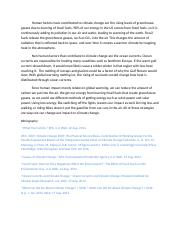 climate change study resources 1 page climate change essay