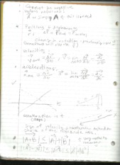 physics 1 notes #10