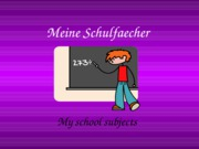 German_School_Subjects