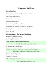 Laws of indices.docx