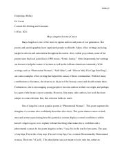 Comm1102_Dominique Holley_Research Paper