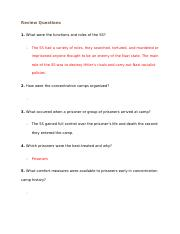 Unit 3 Text questions
