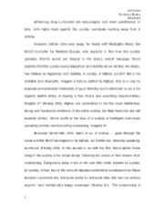 Paper #3- On Dick and Huxley_Part 3_2012