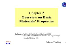 Basic_Materials_Properties